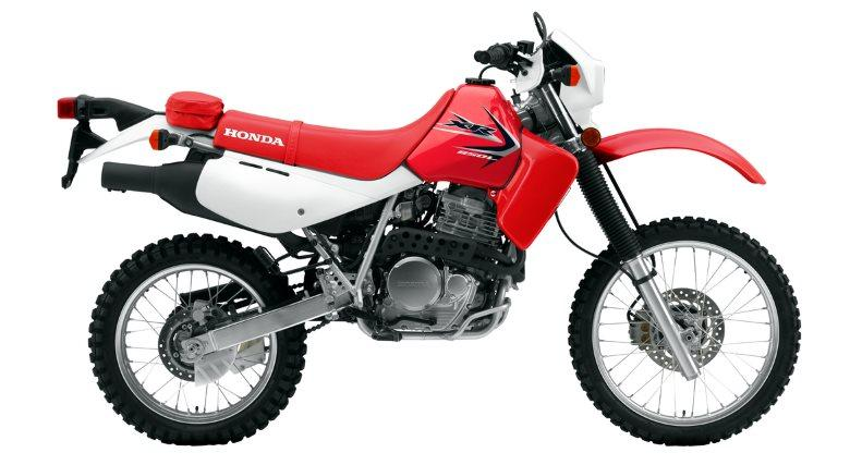2015-Honda XR650L Red