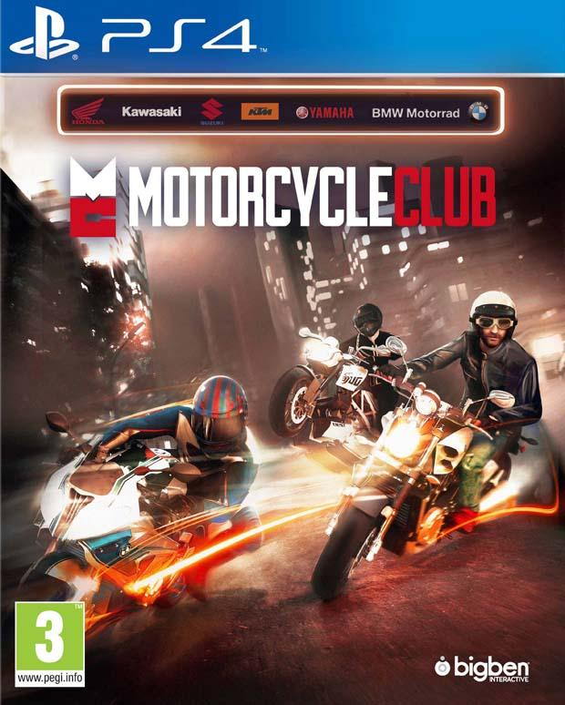 Motorcycleclub Game