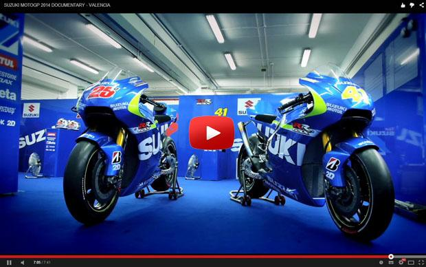 Screenshot Suzuki MotoGP 2015