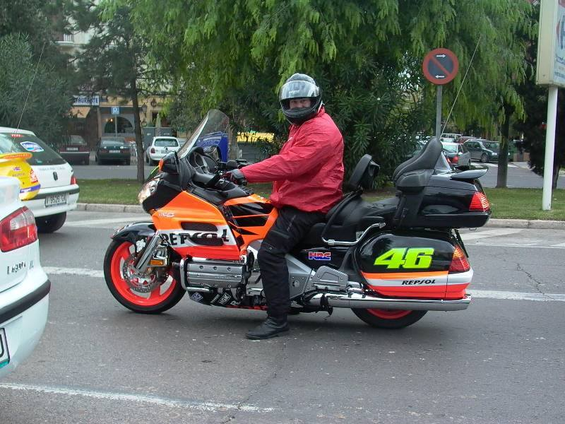 Rossi Goldwing