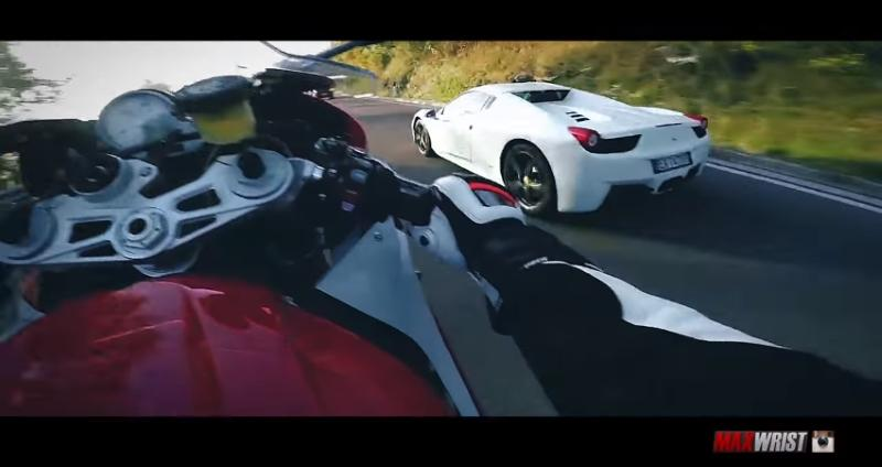 Max Wrist Supercar VS Superbike