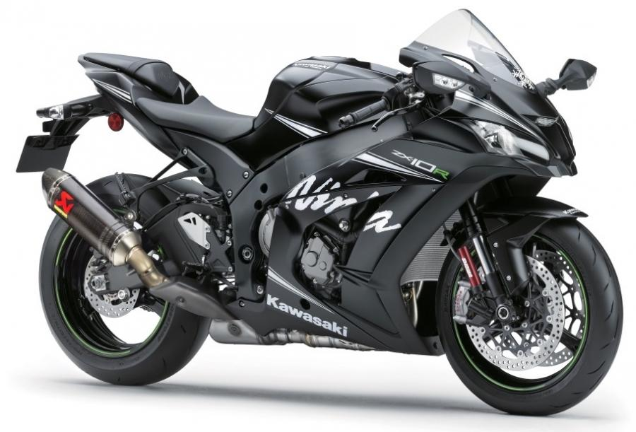 2016 Kawasaki ZX-10R Winter Edition Pekelfiets