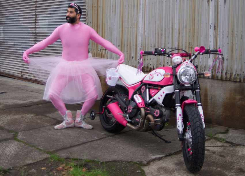 Ducati-Scrambler-Hello-Kitty