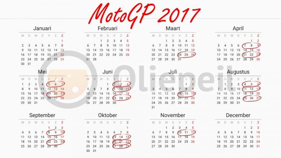 kalender motogp