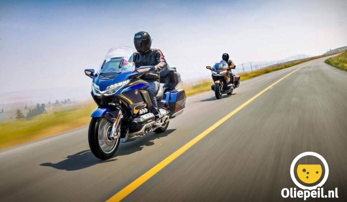 2018 Honda Goldwing scoop 1